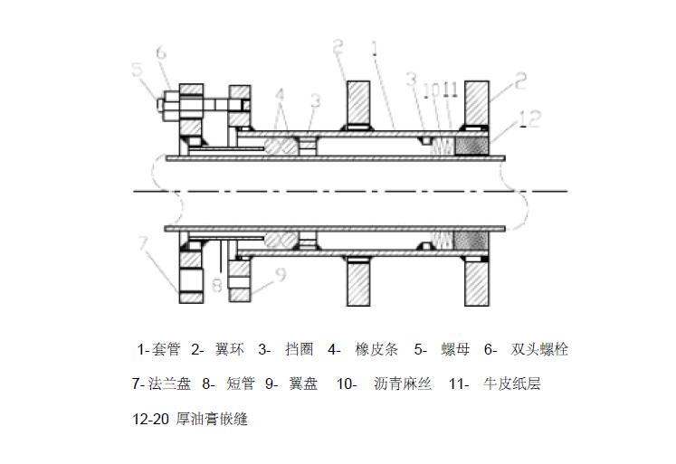 河北涿州马景苑2#楼建筑给排水及采暖工程施工方案46页