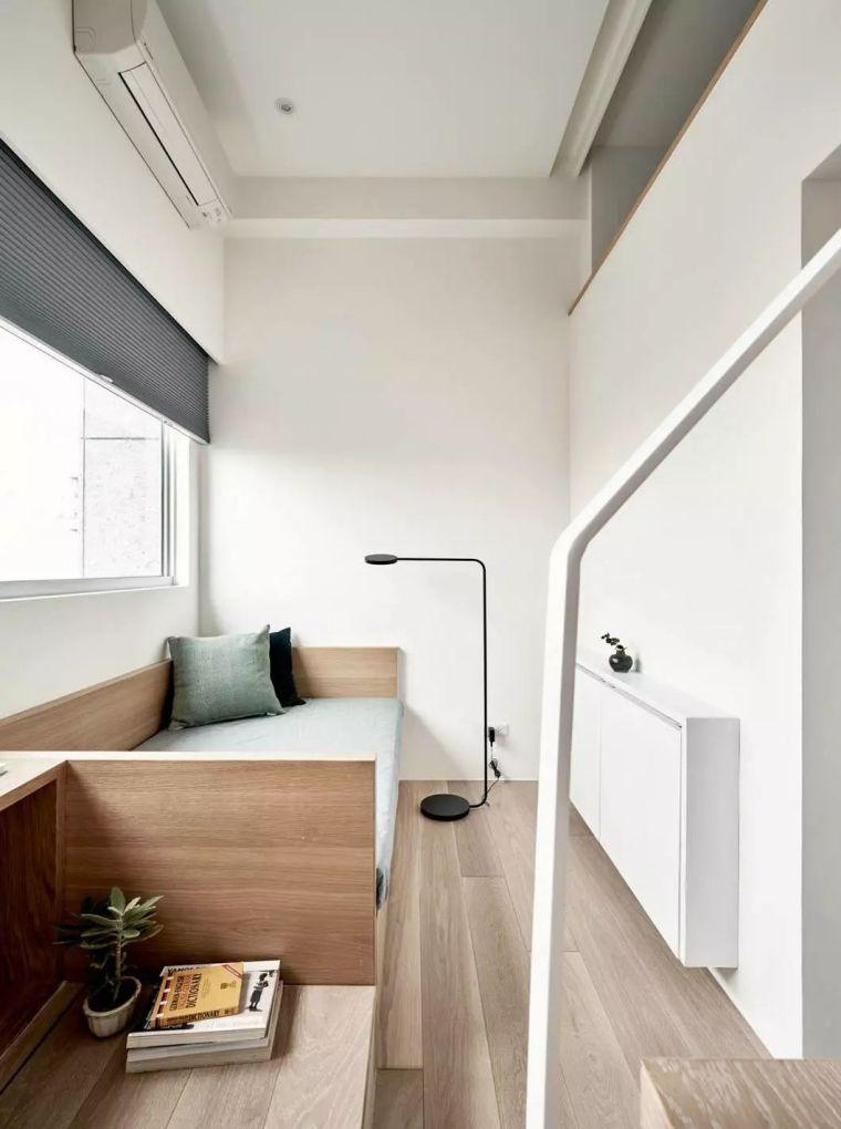 一个人的豪宅——17.6㎡极小公寓_4