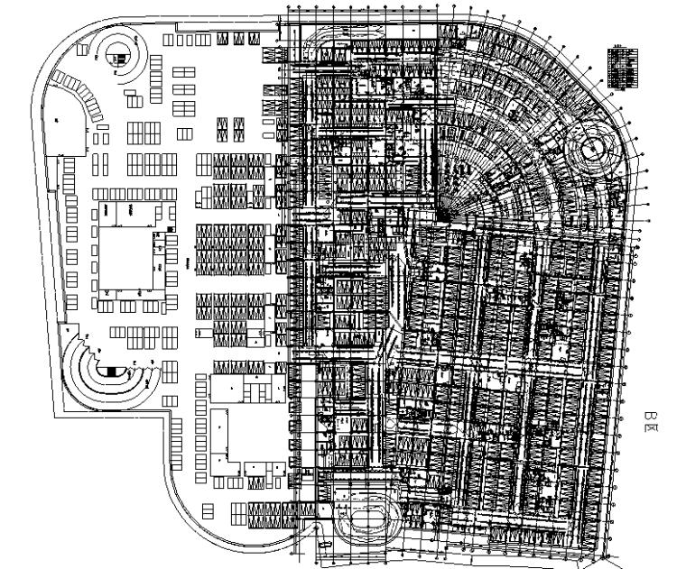 重庆恒大中央广场超高层商业综合体电气施工图_4