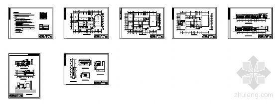 南方某高校大学生活动中心建筑方案图-4