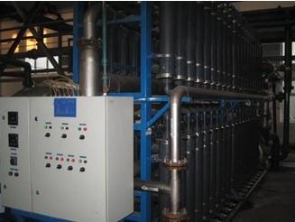 UPS系统设计资料下载-1000吨锅炉回用水系统设计方案