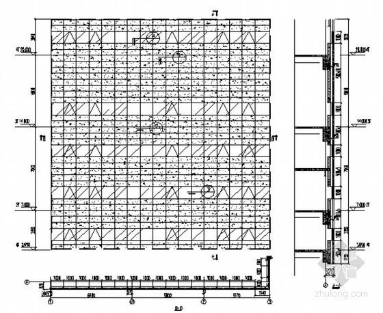 建筑外墙装饰隐框玻璃—干挂陶土板组合幕墙施工工法(原创 附节点图)