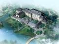 [江西]6层中式风格特色酒店建筑方案文本(含CAD)