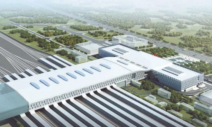 义乌将打造全国大型铁路交通枢纽!跻身浙江第二场站
