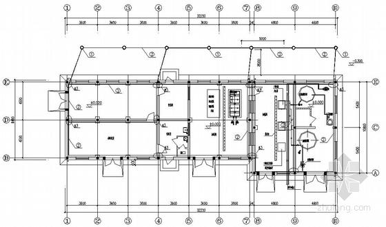 [天津]某污水处理厂全套电气施工图纸