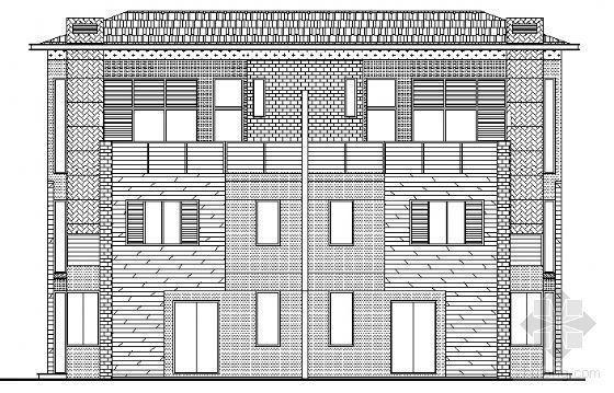 丹堤C区19、20号楼建筑施工图