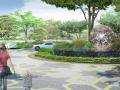 [福州]凯悦丽景酒店景观方案设计-AECOM(含:屋顶花园景观设计)