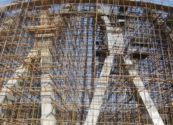 空冷塔建造综合施工技术创新应用汇报