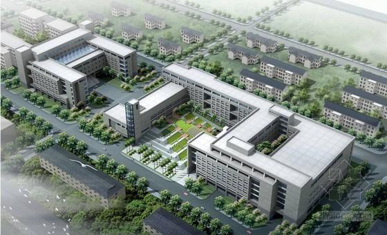 [湖北]框剪结构高层综合楼新技术应用示范工程验收资料
