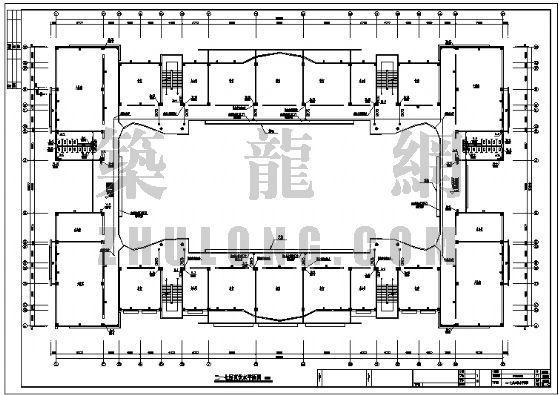 广东某科技学校直饮水设计图