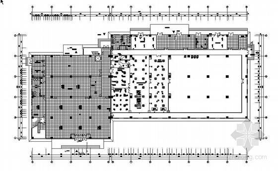 某三层电子厂房电气设计