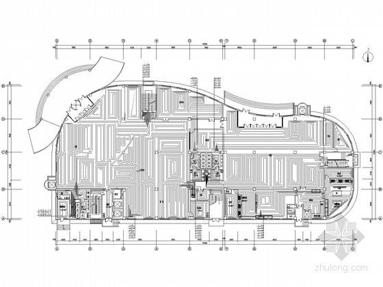 [新疆]办公综合楼暖通空调全套设计施工图纸
