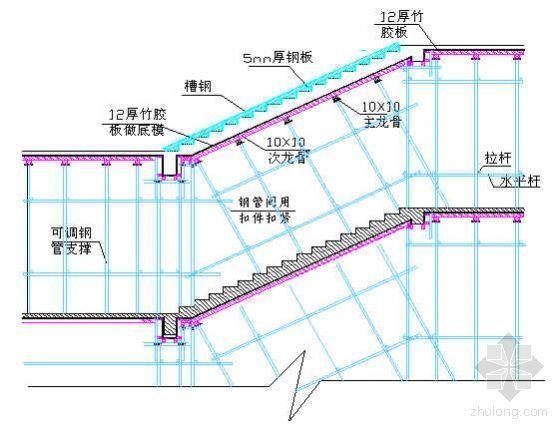 北京某仿古建筑工程施工组织设计