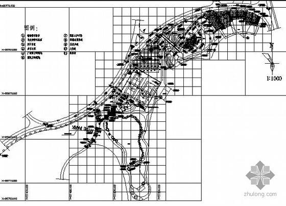 扬州某公园施工图
