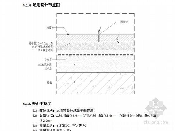 [广东]住宅精装修验收工作指引(图文并茂)