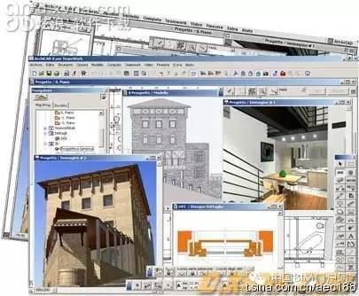 国内外建筑设计主要软件工具概览_4