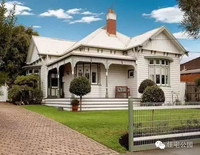 10套宁静唯美的田园平层别墅分享