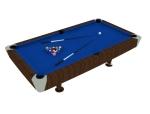 高级台球桌3D模型下载