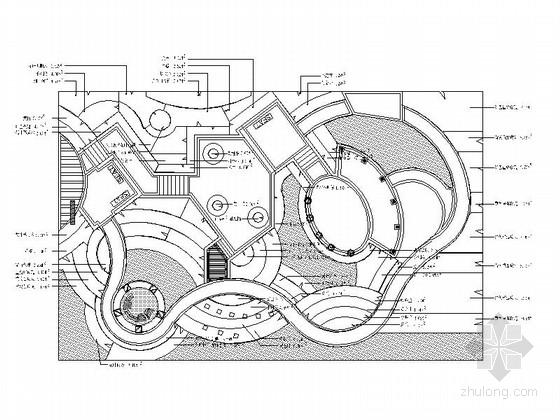 园博园展位景观设计施工图