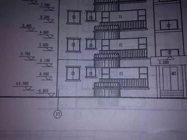 建筑施工图的一些基本知识_2