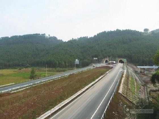 [重庆]行车道3.75×2m穿瓦斯煤层隧道实施性施工组织设计106页(CRD法 锚喷支护)