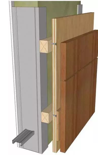 地面、吊顶、墙面工程三维节点做法施工工艺详解_46