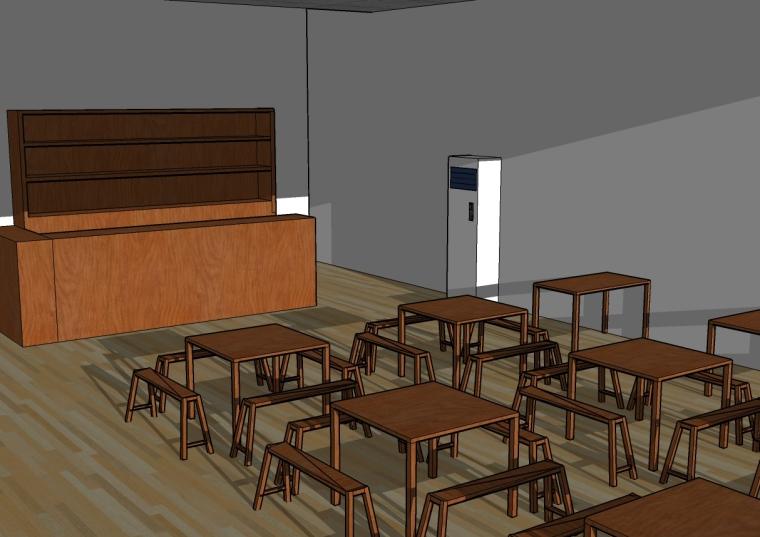 特色小吃餐饮空间设计_3