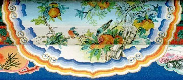 彩画园说——传统园林建筑中的清式彩画读书笔记(上)_18