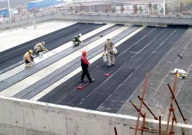 全面详细的屋面防水施工做法图解,逐层分析!_25