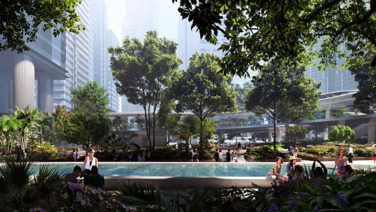 香港太古坊景观-3