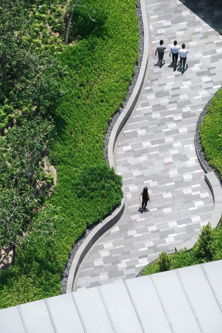 新加坡Comtech商业园区景观-13