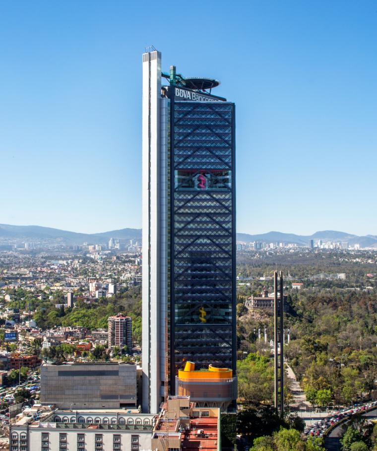 墨西哥BBVA银行大楼-3