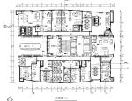 [浙江]某简欧风格办公楼施工图