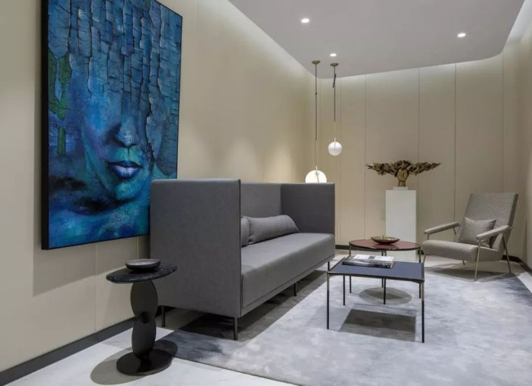 极简、艺术、智能未来的空间|HY和易国际空间设计_29