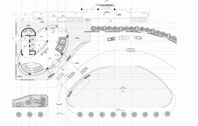 [东莞]索菲特大酒店公共区域设计施工图+概念方案