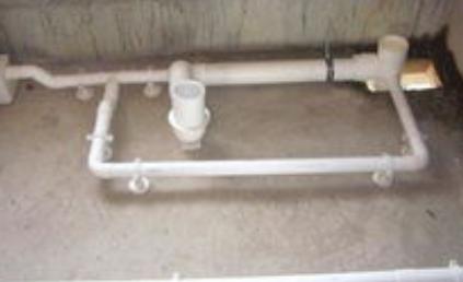 某水利枢纽站给排水施工设计分析
