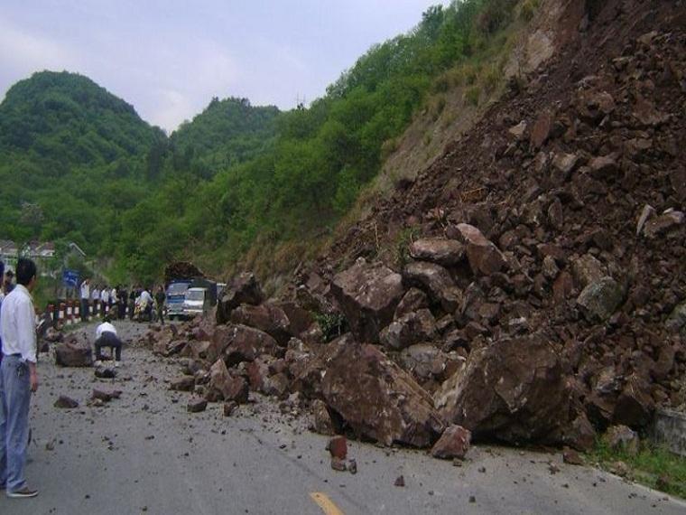 地质灾害防治基本知识Word版(共28页)-滑坡