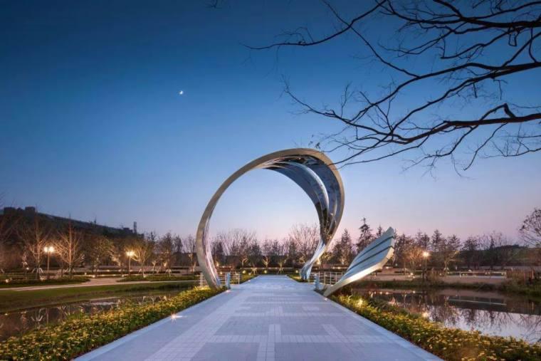 上海万科安亭湖语森林景观-24
