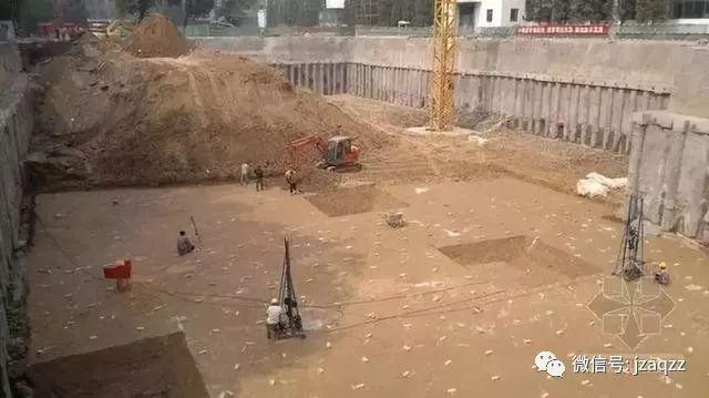 高层建筑深基坑支护施工问题分析与研究_2