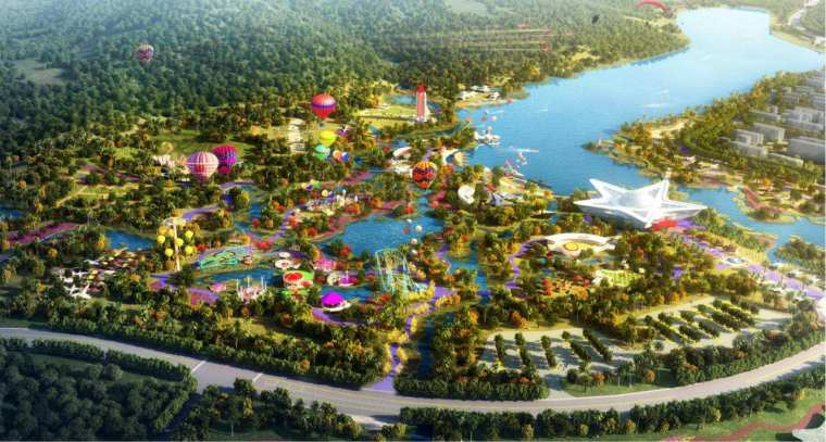 精华总结:大型主题公园给排水设计