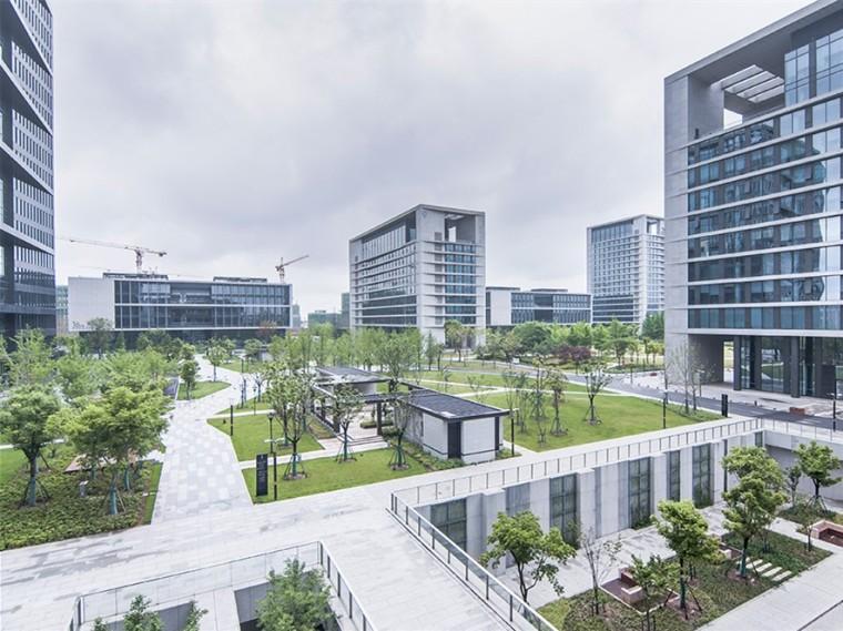 上海漕河泾开发区浦江高科技园办公景观