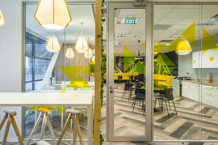 办公专辑|30套办公空间设计施工案例合集