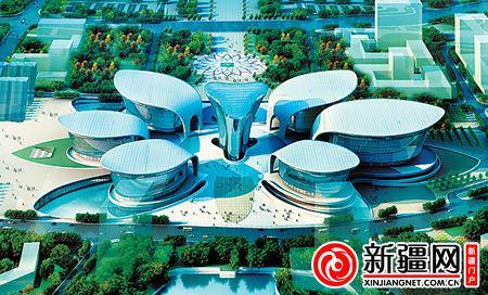 创广东省安全文明示范工地汇报材料