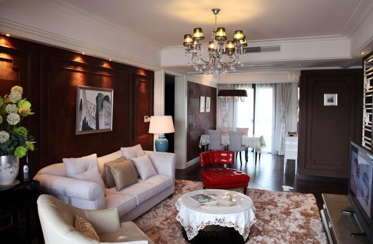 #我的年度作品秀#奢华公寓之酷酷的豪华_5
