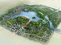 [湖南]长沙松雅湖生态公园及周边控制区域规划方案设计