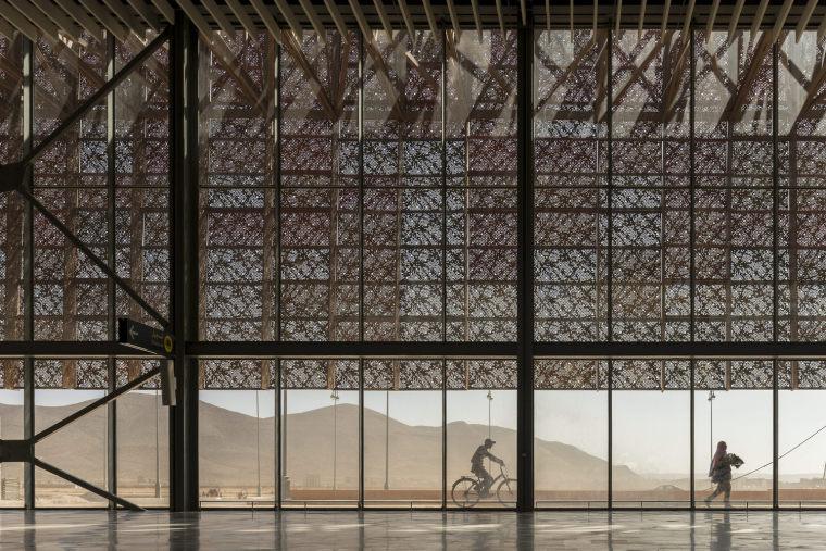 摩洛哥可拓展性盖勒敏机场内部实景图 (25)