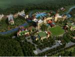 云南西双版纳噶洒度假酒店方案设计