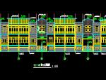 联排别墅方案设计图