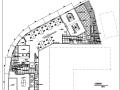 [浙江]现代风格奥迪办公室空间设计施工图(附效果图)