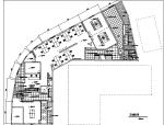 【浙江】现代风格奥迪办公室空间设计施工图(附效果图)